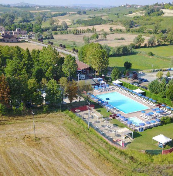 Camping Le Fonti Agliano Terme