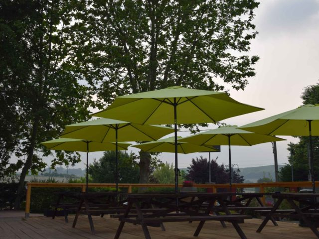 Camping Le Fonti Agliano Terme Ristorante