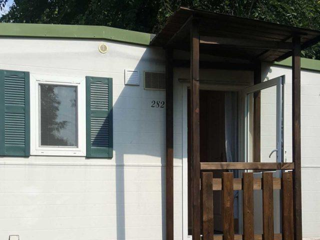 Mobilhome Camping Le Fonti Agliano Terme
