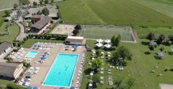Camping Le Fonti Piscina Mombercelli
