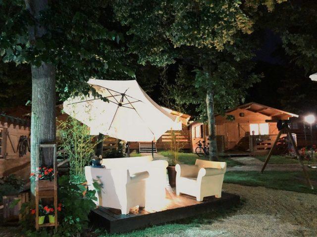 zona relax campeggio agliano terme